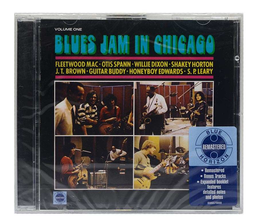 CD Blues Jam In Chicago - Volume 1 - Importado - Lacrado
