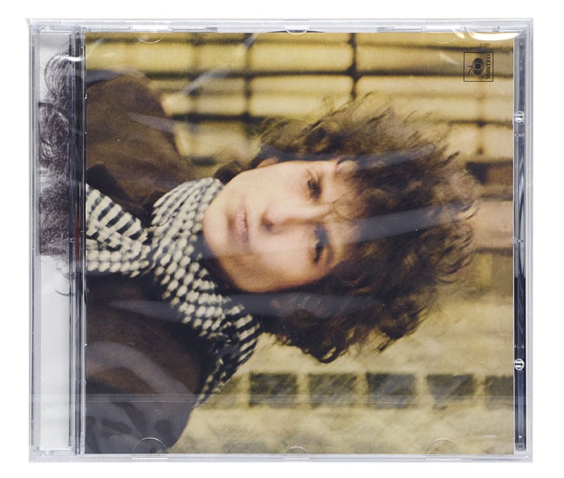 CD Bob Dylan - Blonde On Blonde - Importado - Lacrado