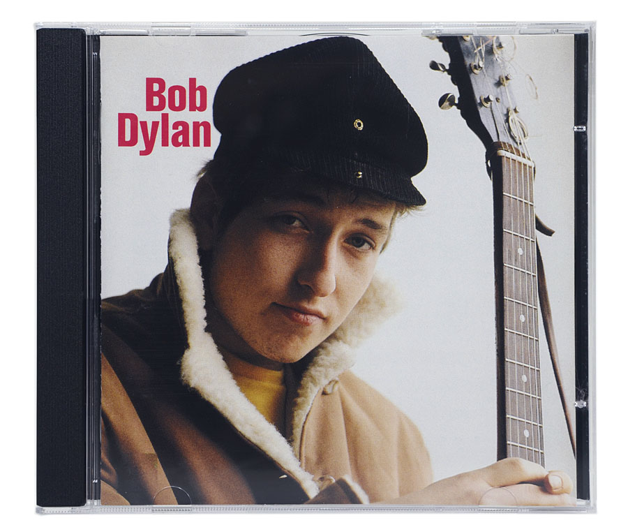 CD Bob Dylan - Bob Dylan - Importado Austria - Lacrado