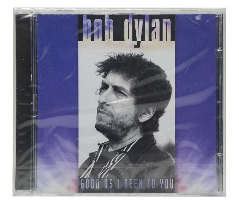 CD Bob Dylan - Good As I Been To You - Importado - Lacrado