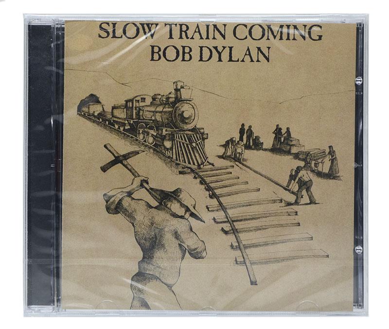 CD Bob Dylan - Slow Train Coming - Importado - Lacrado