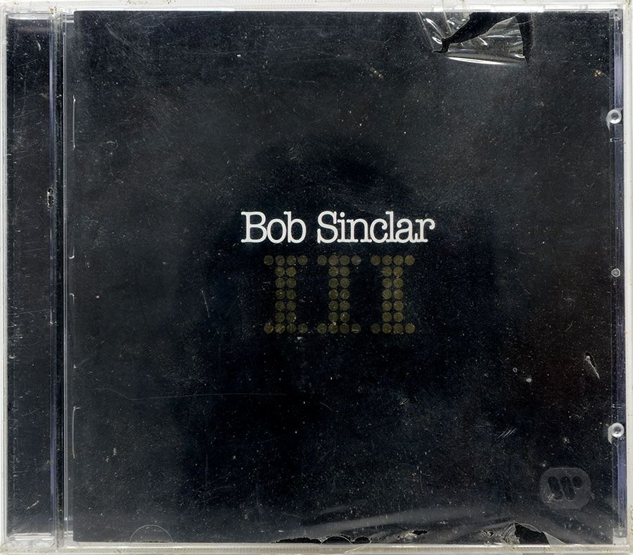 CD Bob Sinclar III - Lacrado - Importado
