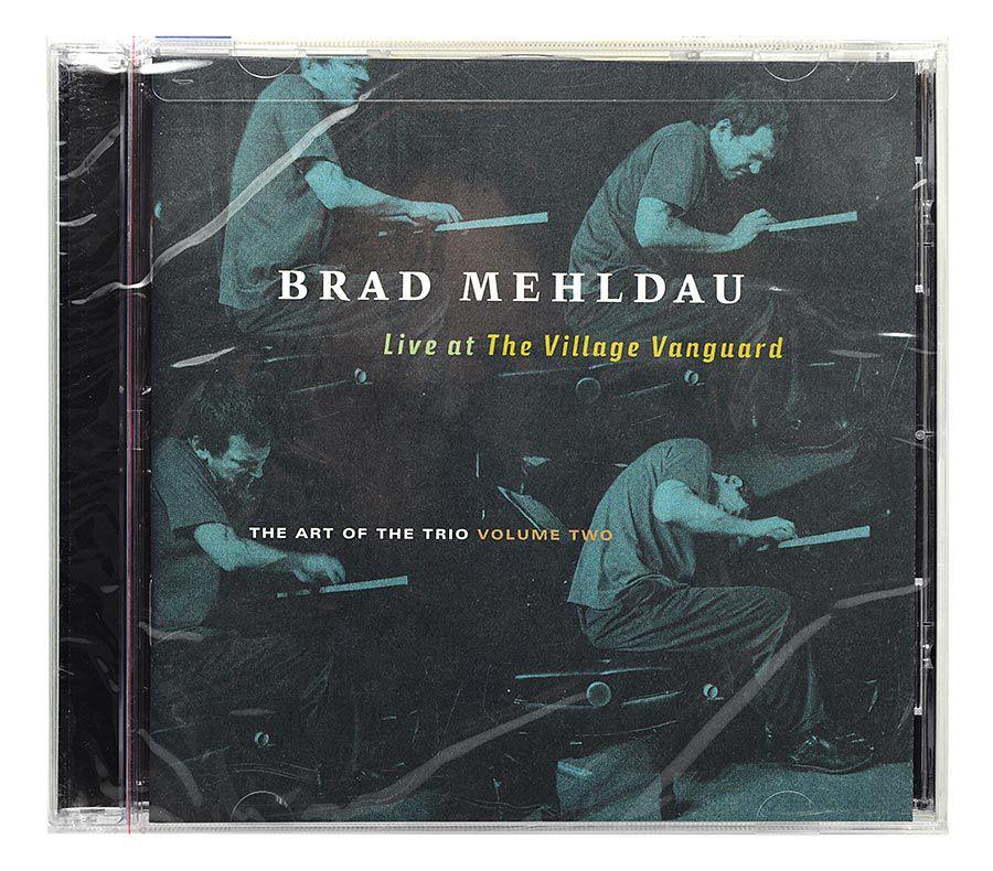 CD Brad Mehldau - Live At The Village Vanguard - Importado - Lacrado