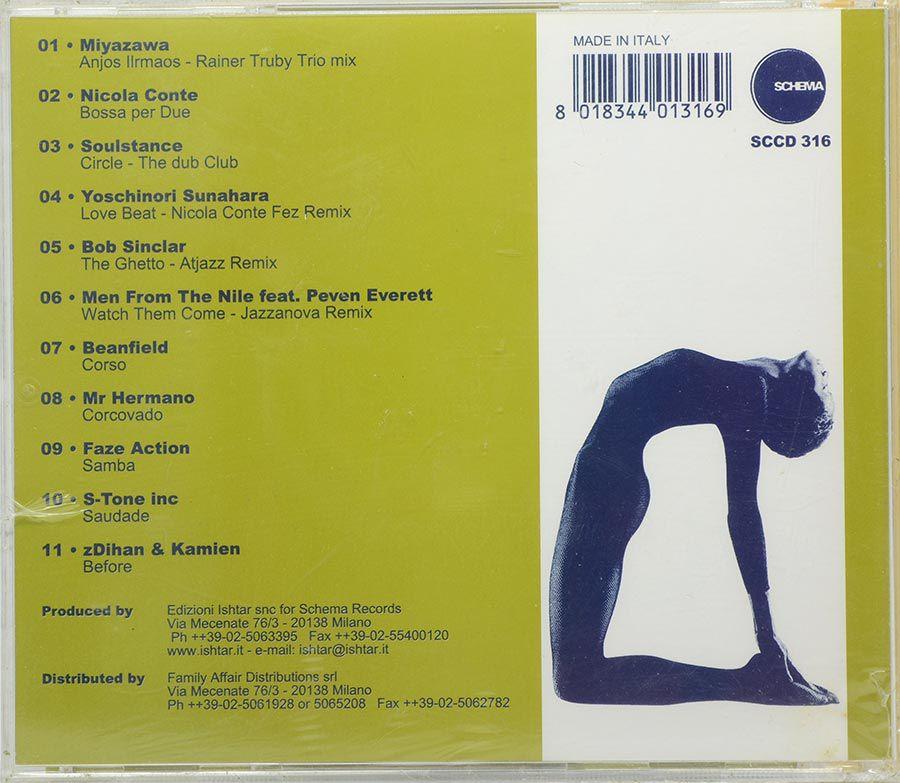 CD Break'n Bossa Chapter 2 - Lacrado - Importado