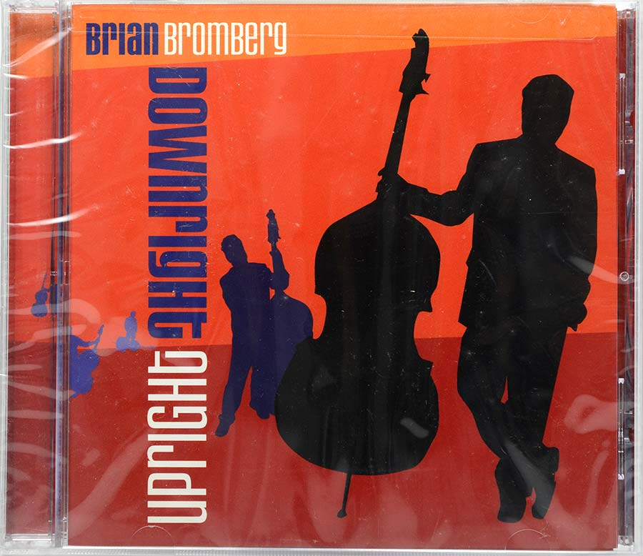 Cd Brian Bromberg - Downright Upright - Lacrado - Importado