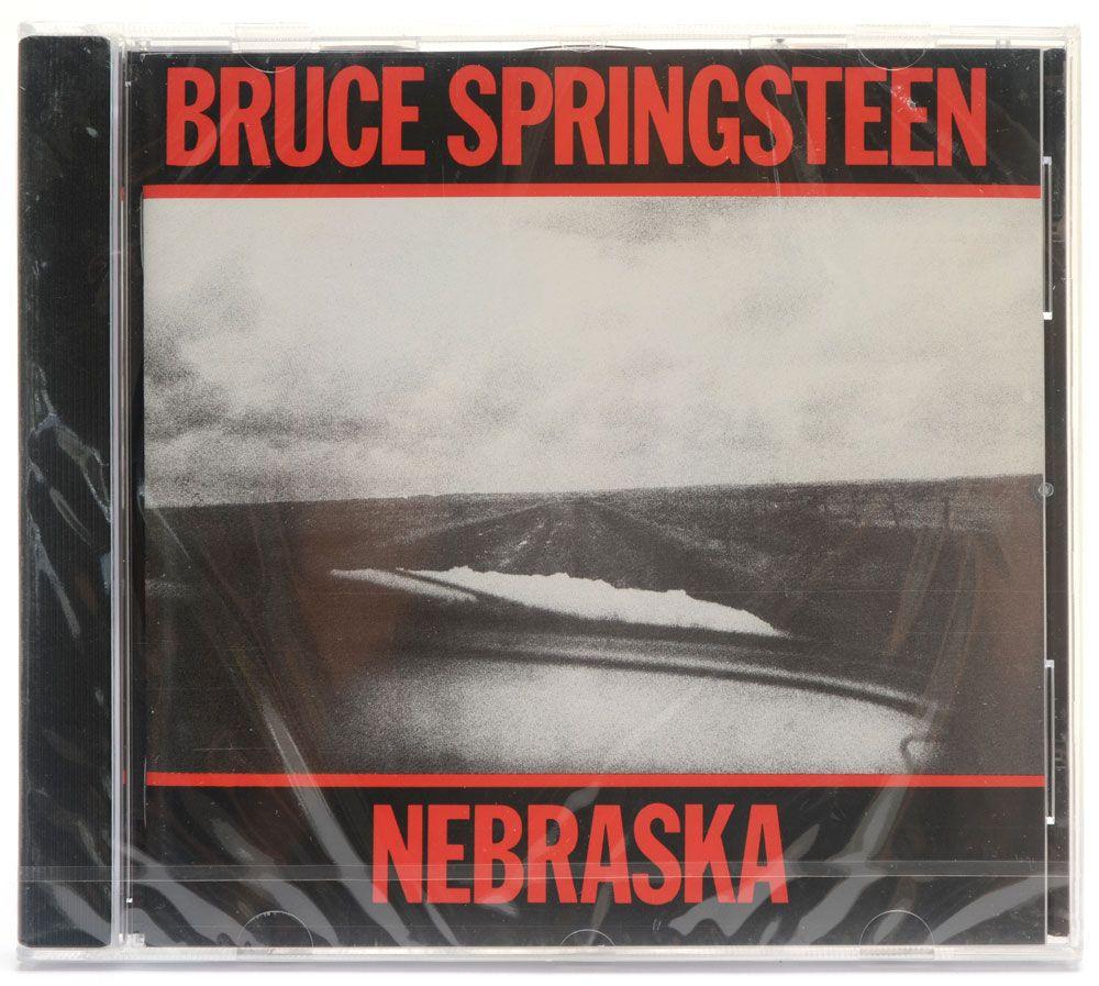 CD Bruce Springsteen - Nebraska - Importado - Lacrado