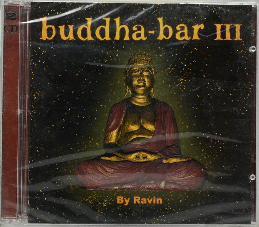 CD Buddha-Bar III - By Ravin - Lacrado - Importado