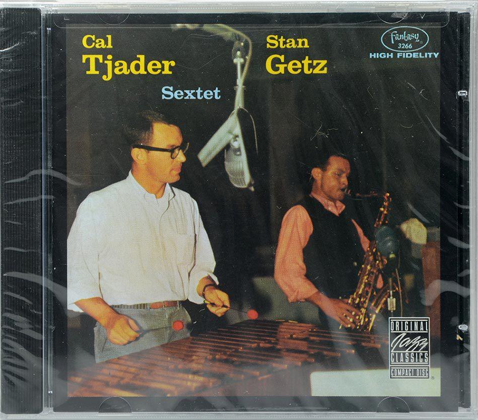 CD Cal Tjader / Stan Getz Sextet - Lacrado - Importado