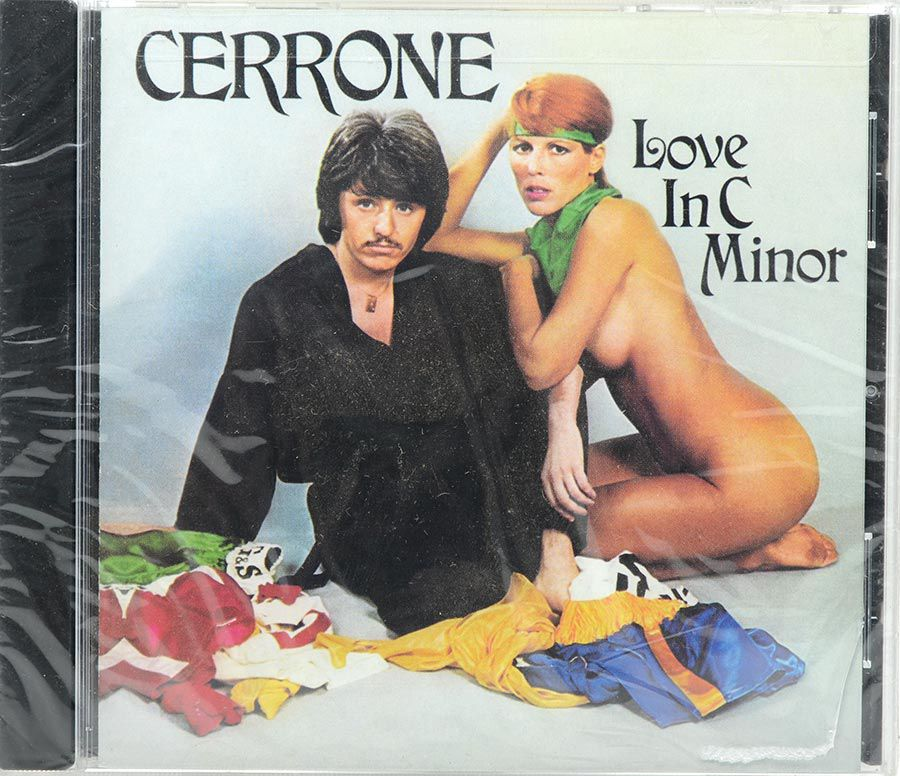 Cd Cerrone - Love In C Minor - Lacrado - Importado