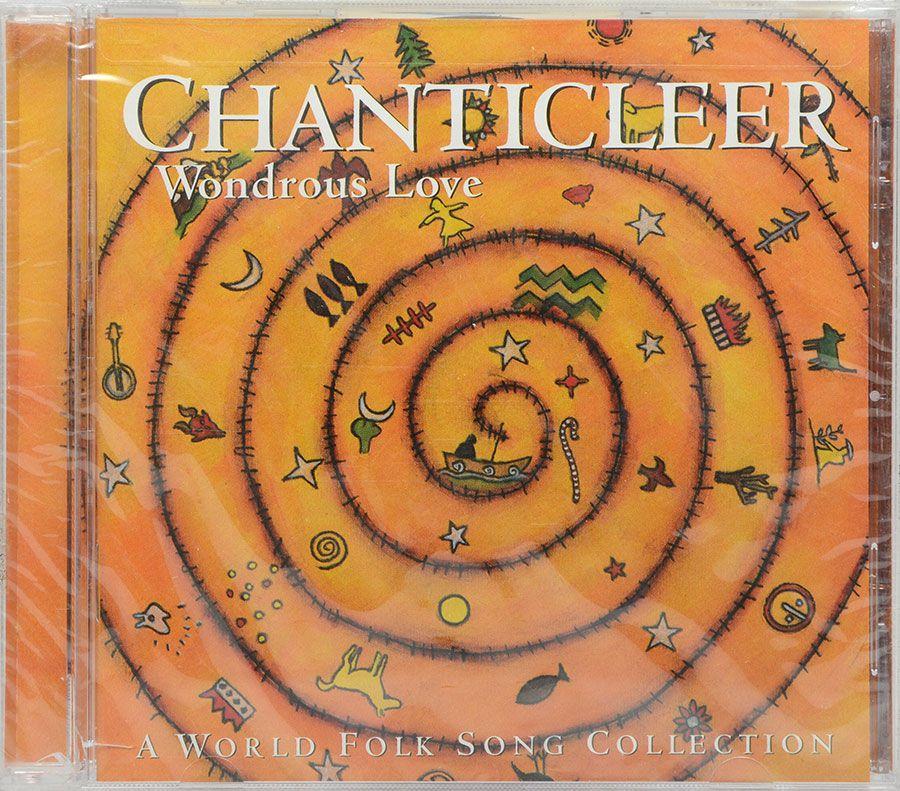 CD Chanticleer - Wondrous Love - Lacrado - Importado