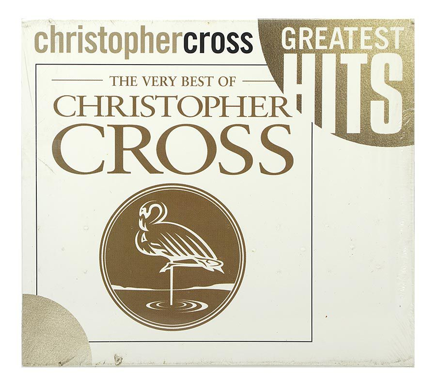 Cd Christopher Cross - The Very Best Of - Importado - Lacrado