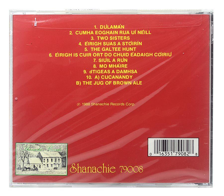 CD Clannad - Dulaman - Importado - Lacrado