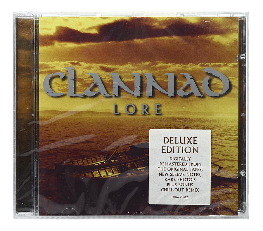 CD Clannad - Lore - Importado - Lacrado