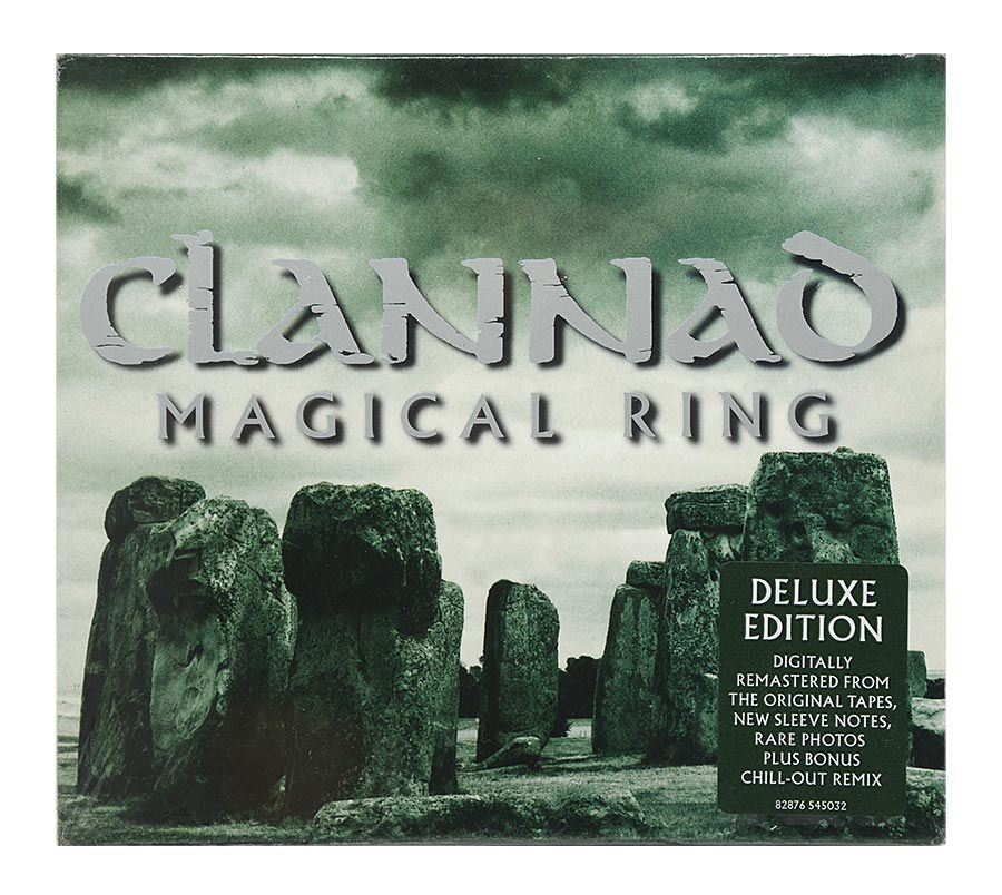 Cd Clannad - Magical Ring (deluxe edition) - Importado - Lacrado