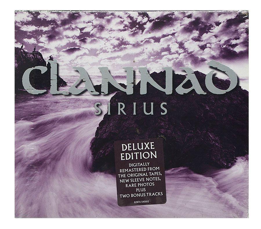 Cd Clannad - Sirius (deluxe edition) - Importado - Lacrado