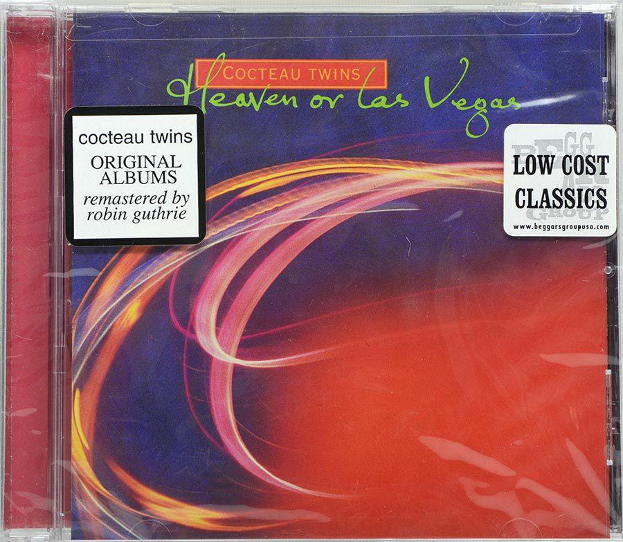 Cd Cocteau Twins - Heaven Or Las Vegas - Lacrado - Importado