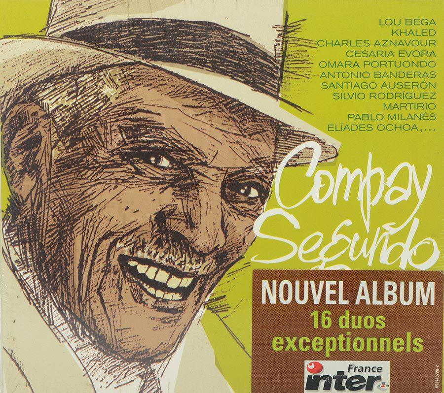 CD Compay Segundo - Duets - Lacrado - Importado