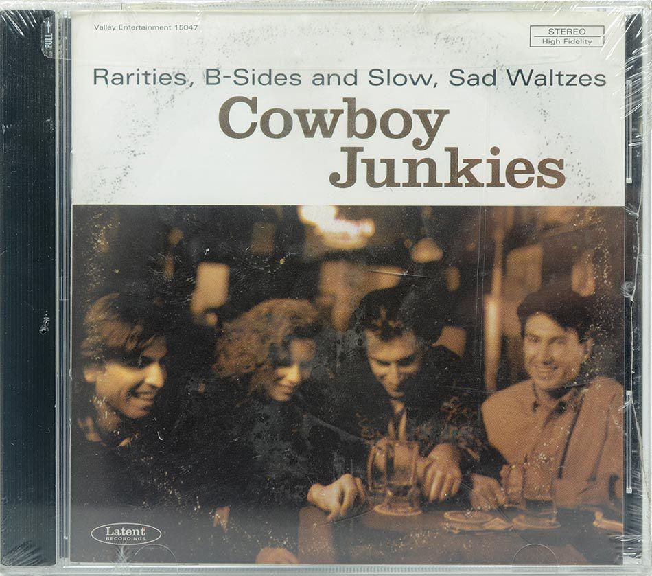 CD Cowboy Junkies - Rarities, B-sides and Slow, Sad Waltzes - Lacrado - Importado