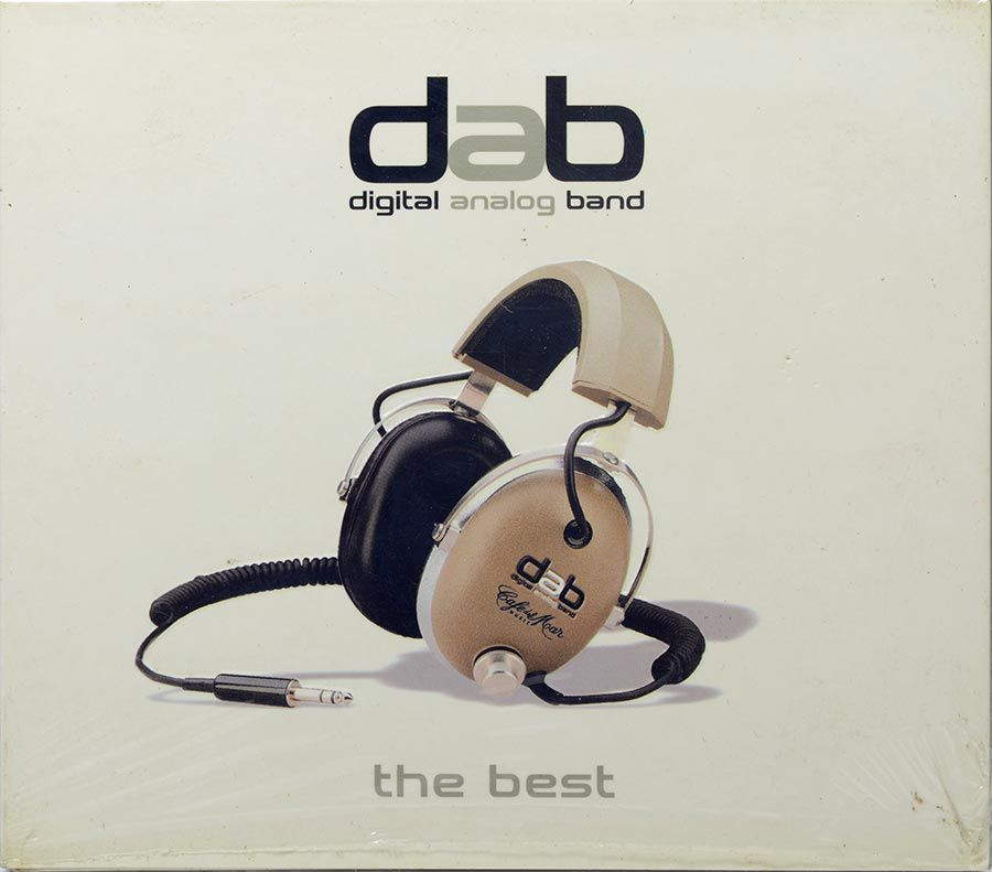 CD Dab Digital Analog Band - The Best - Lacrado - Importado