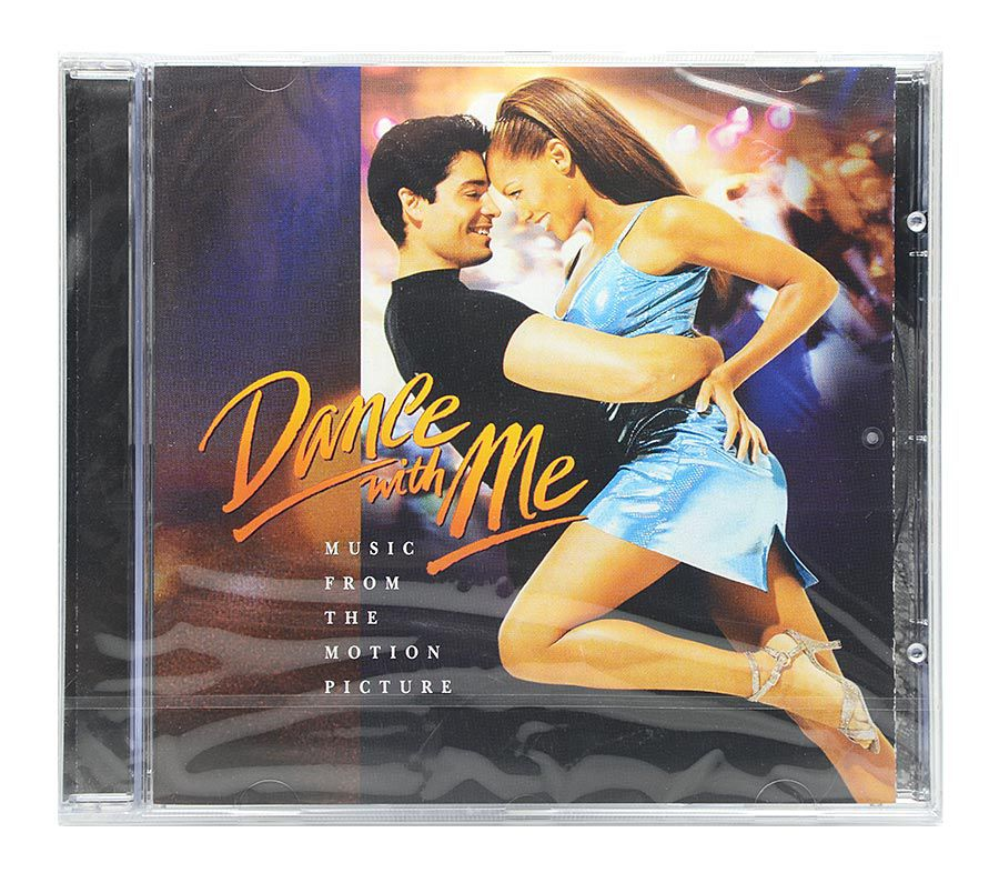CD Dance With Me - Original Soundtrack - Importado - Lacrado