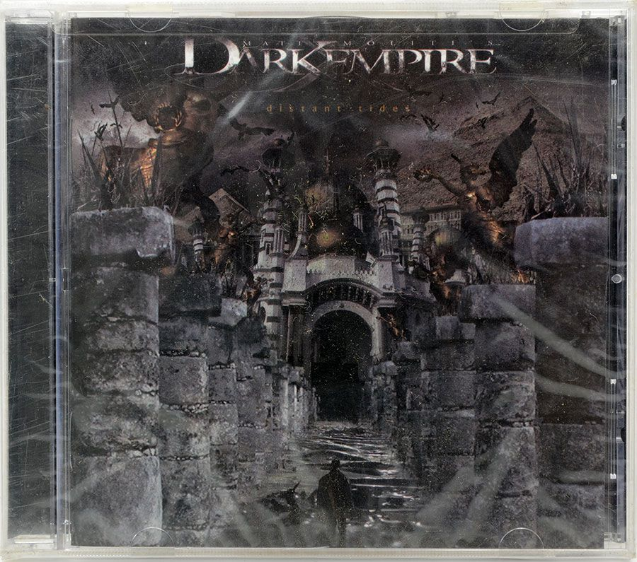 CD Dark Empire - Distant Tides - Lacrado - Importado