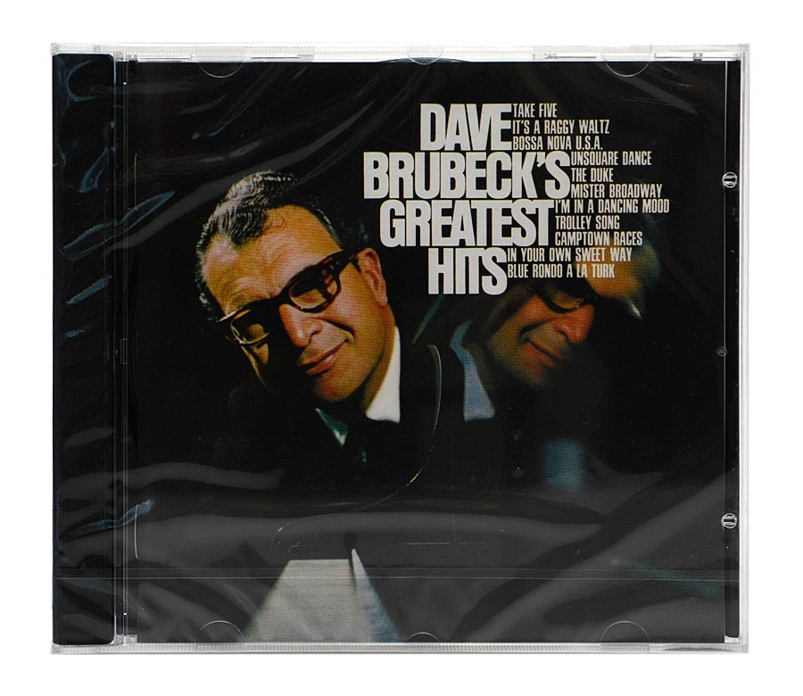 CD Dave Brubeck - Greatest Hits - Importado - Lacrado