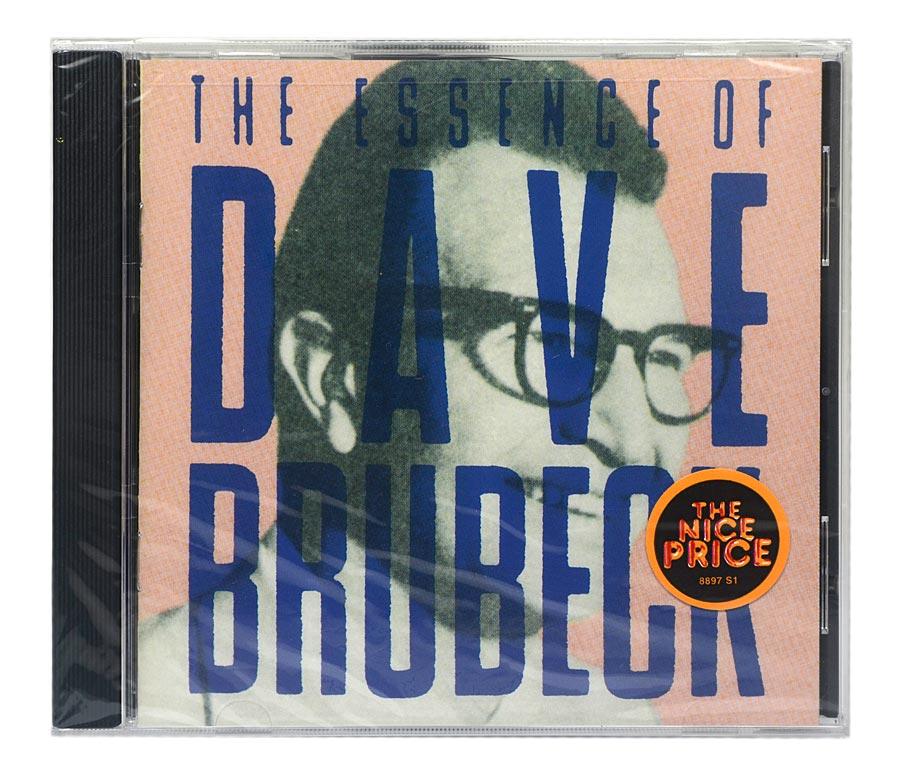 CD Dave Brubeck - The Essence Of Dave Brubeck - Importado - Lacrado