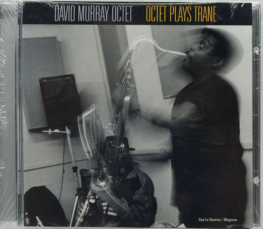 Cd David Murray Octet - Octet Plays Trane - Lacrado - Importado