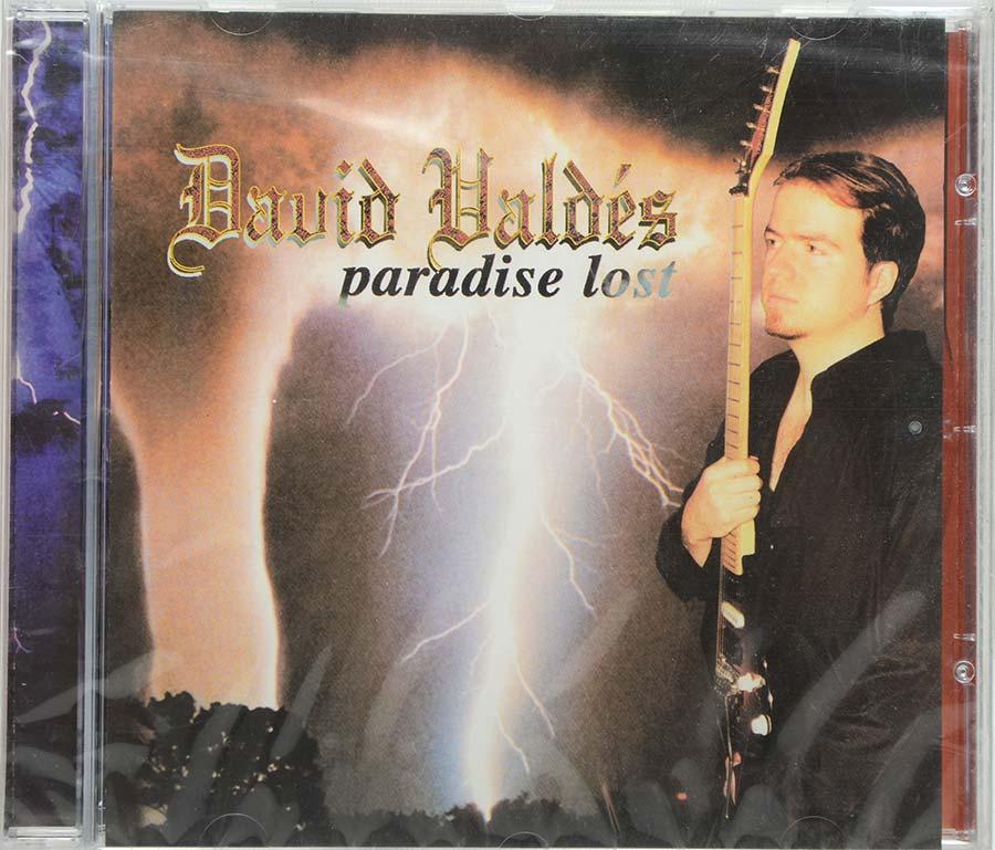 Cd David Valdes - Paradise Lost - Lacrado - Importado