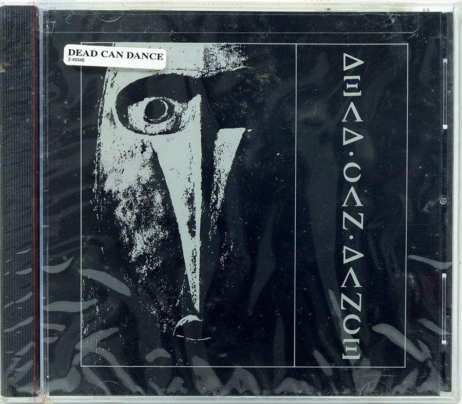 CD Dead Can Dance - Lacrado - Importado
