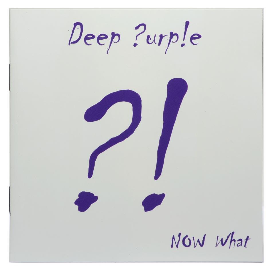 CD Deep Purple - Now What?! - Lacrado