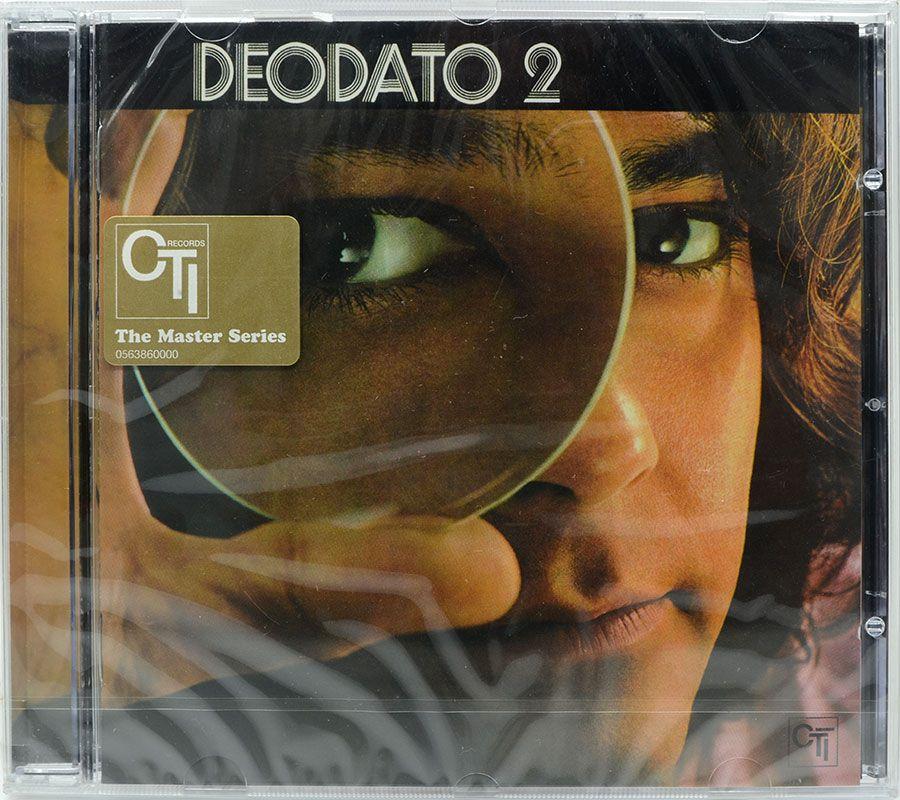CD Deodato - Deodato 2 - Lacrado - Importado