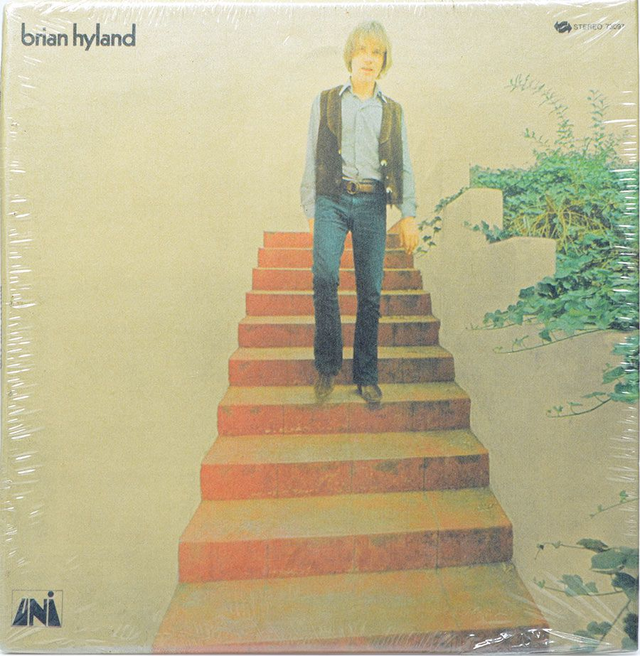 CD Digipack Brian Hyland - Limited Edition - Lacrado - Importado