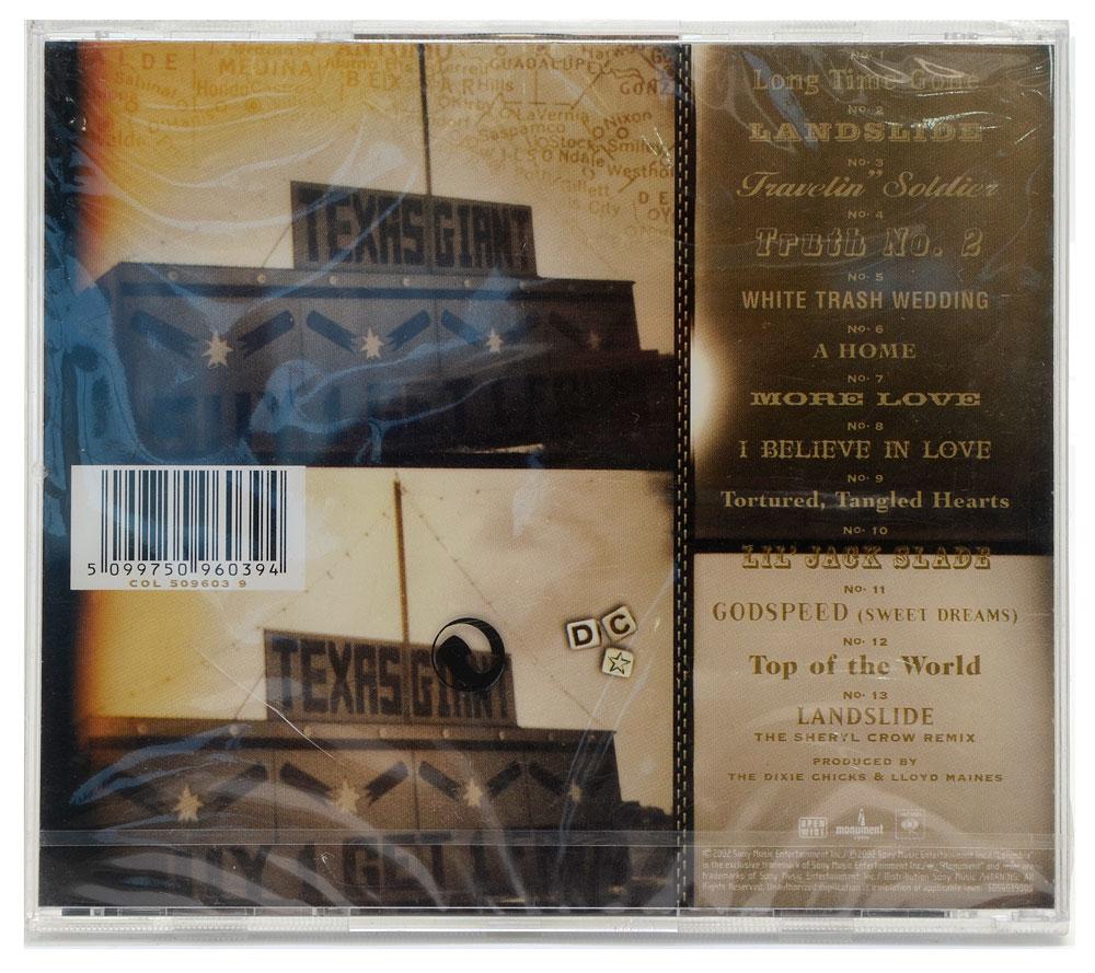 CD Dixie Chicks - Home - Importado - Lacrado