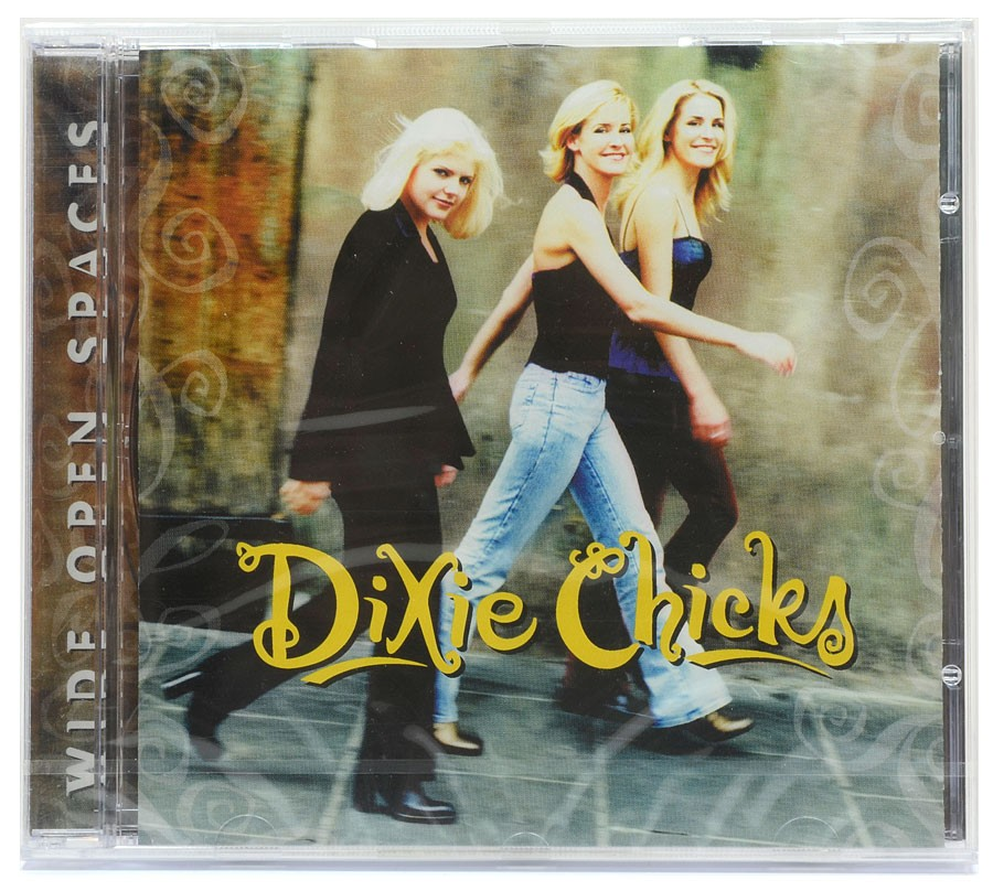 CD Dixie Chicks - Wide Open Spaces - Importado - Lacrado
