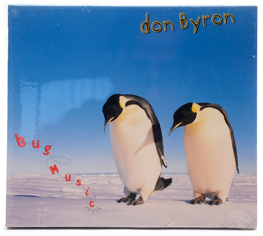 CD Don Byron - Bug Music - Importado - Lacrado