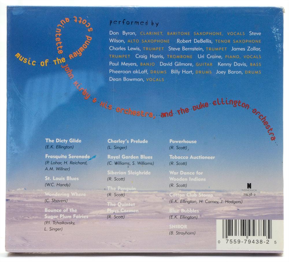 CD Don Byron - Bug Music - Importado - Lacrado