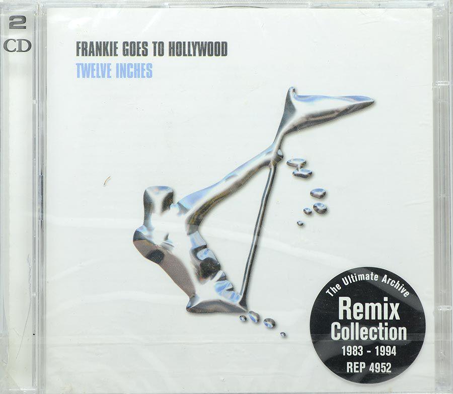 CD Duplo Frankie Goes To Hollywood - Twelve Inches - Lacrado - Importado
