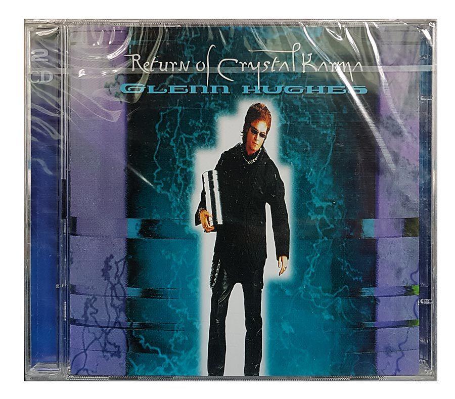 CD Duplo Glenn Hughes - Return Of Crystal Karma - Importado - Lacrado