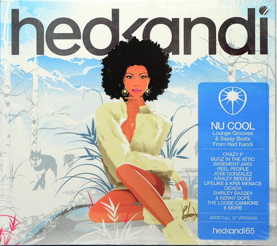 CD Duplo Hedkandi - Nu Cool - Lacrado - Importado