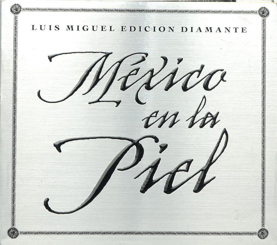 Cd Duplo Luis Miguel Edicion Diamante - Mexico En la Piel - Importado