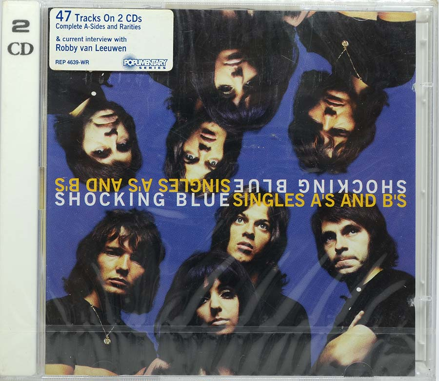 Cd Duplo Shocking Blue - Singles A's And B's - Lacrado - Importado