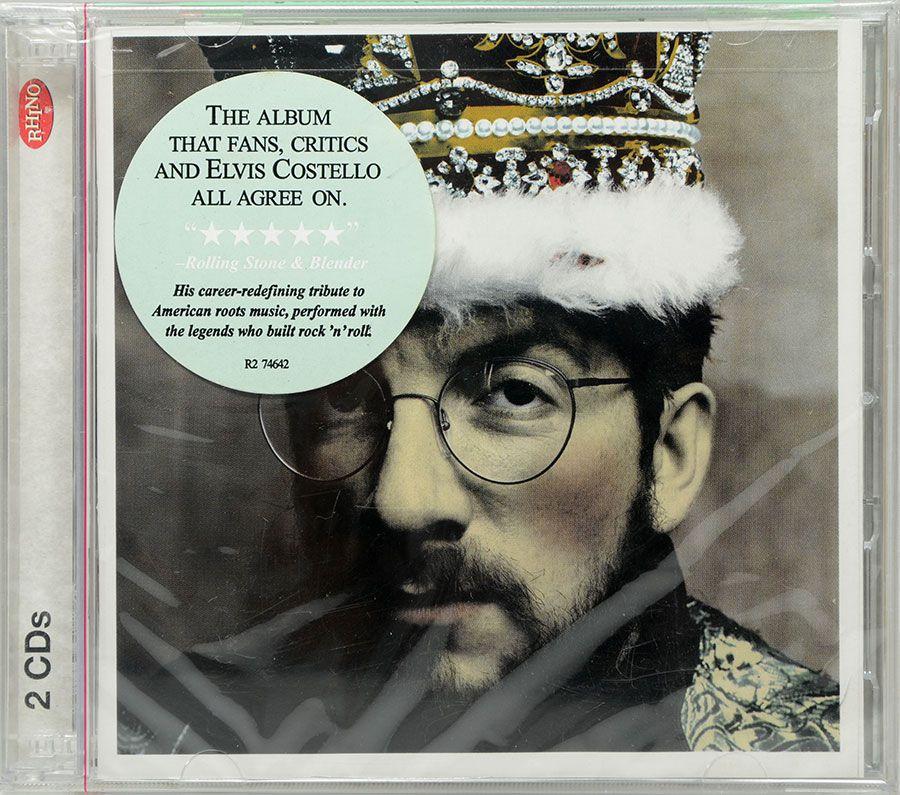 CD Duplo The Costello Show - King Of America - Lacrado - Importado