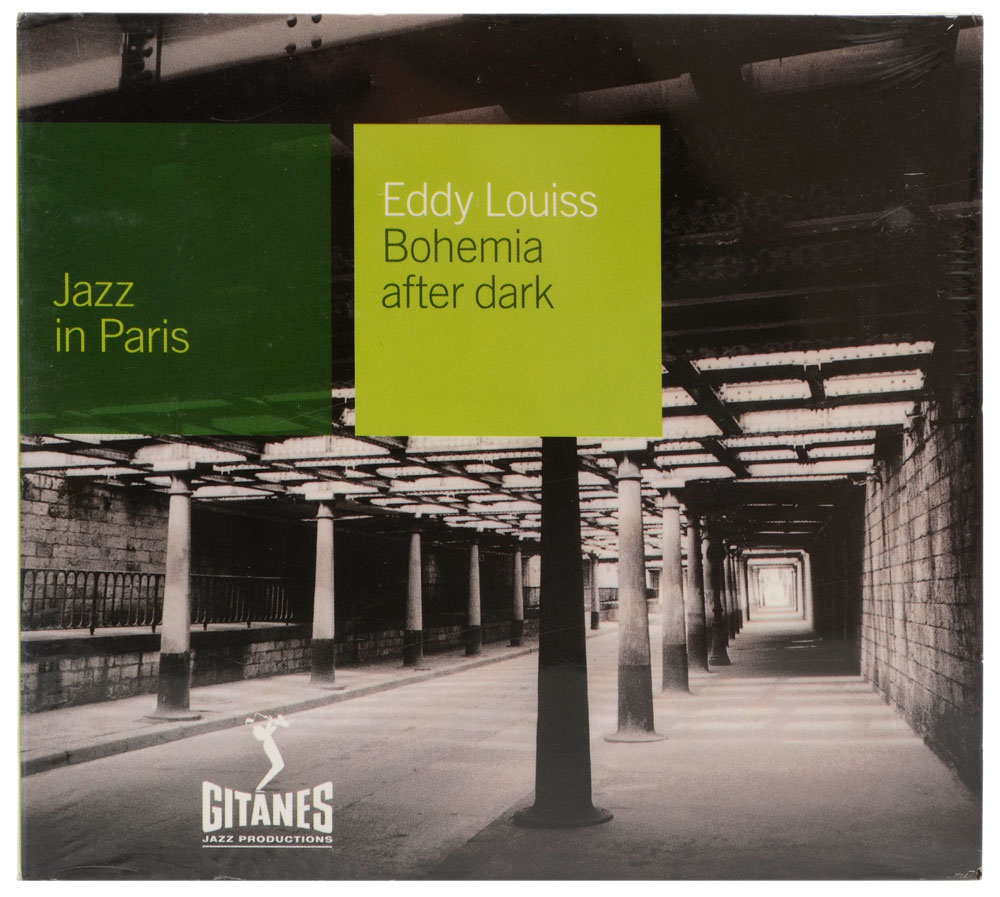 CD Eddy Louiss - Bohemia After Dark - Importado - Lacrado - Digipack