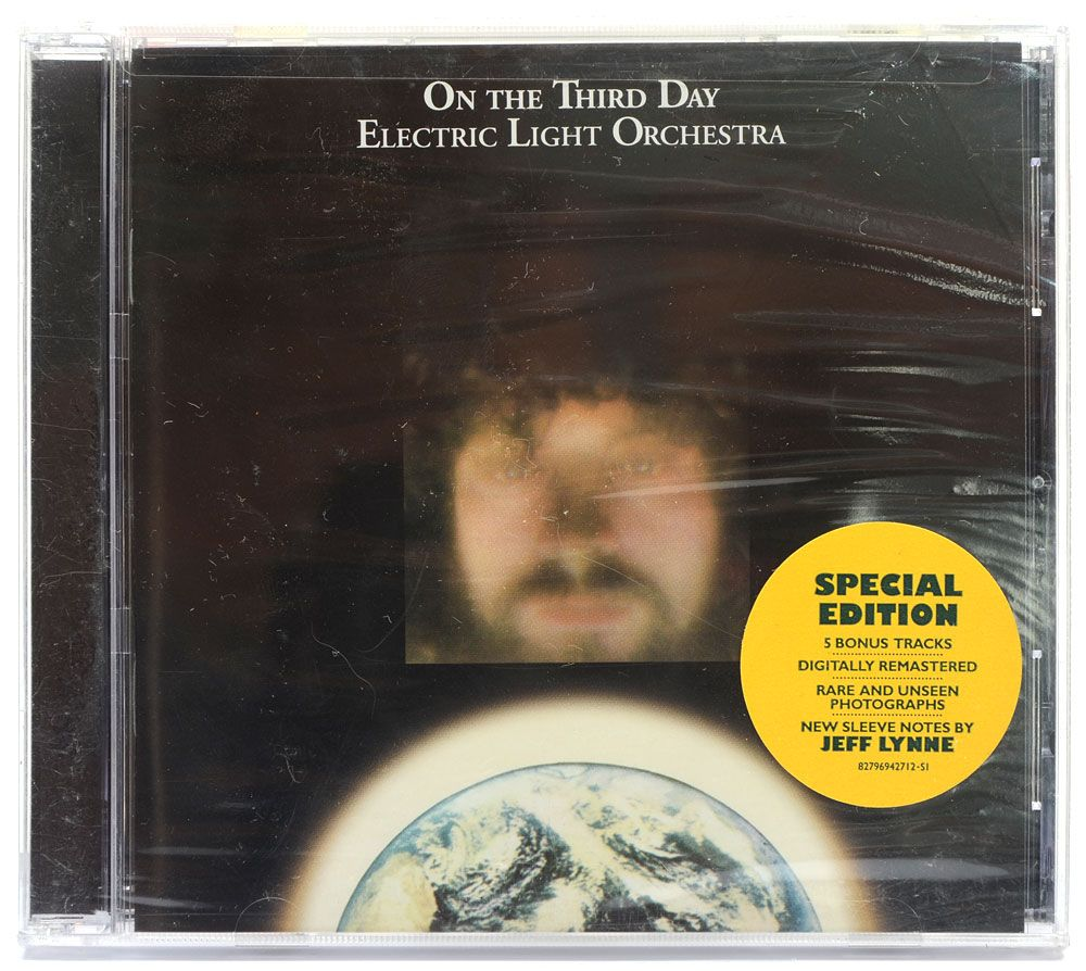 CD Electric Light Orchestra - On The Third Day - Importado - Lacrado