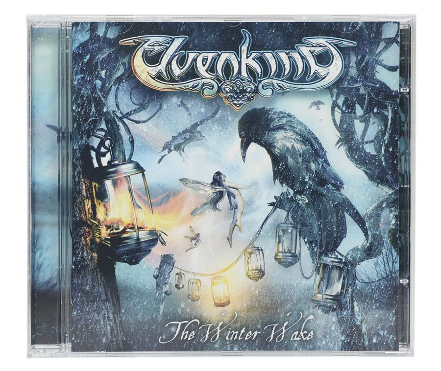 CD Elvenking - The Winter Wake - Lacrado