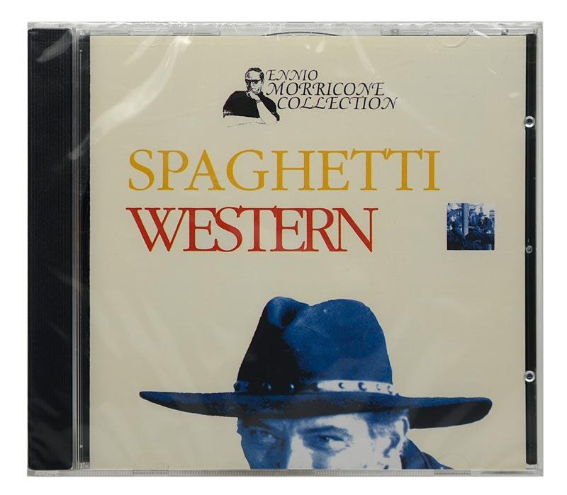 CD Ennio Morricone - Spaghetti Western - Importado EC - Lacrado