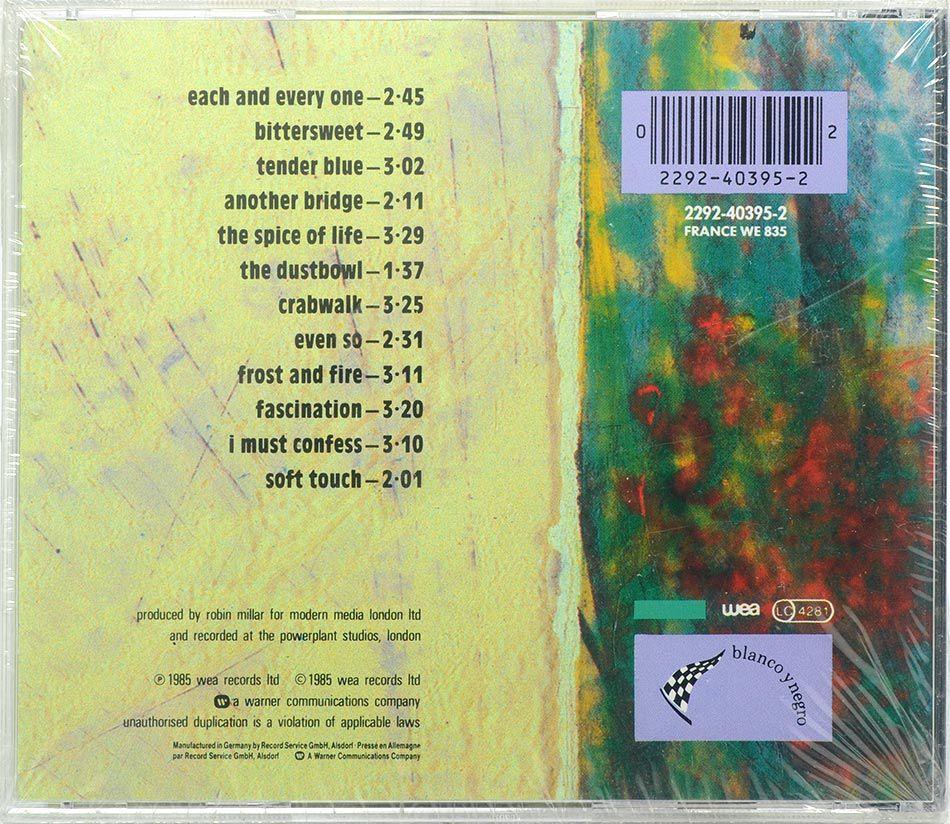 CD Everything But The Girl - Eden - Importado - Lacrado