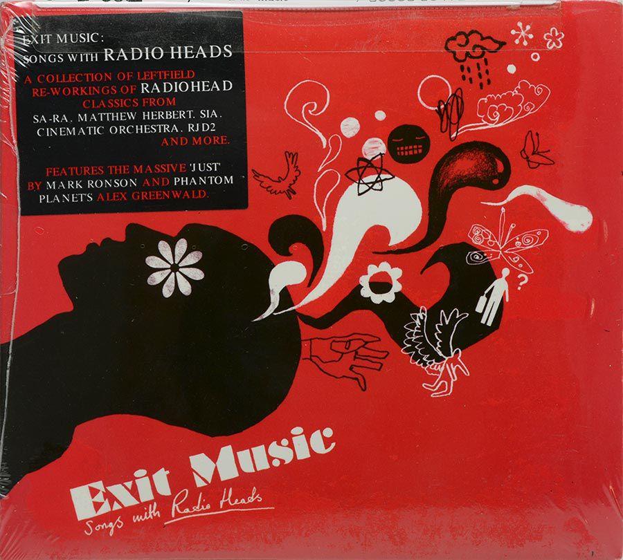 CD Exit Music Songs With Radio Heads - Lacrado - Importado