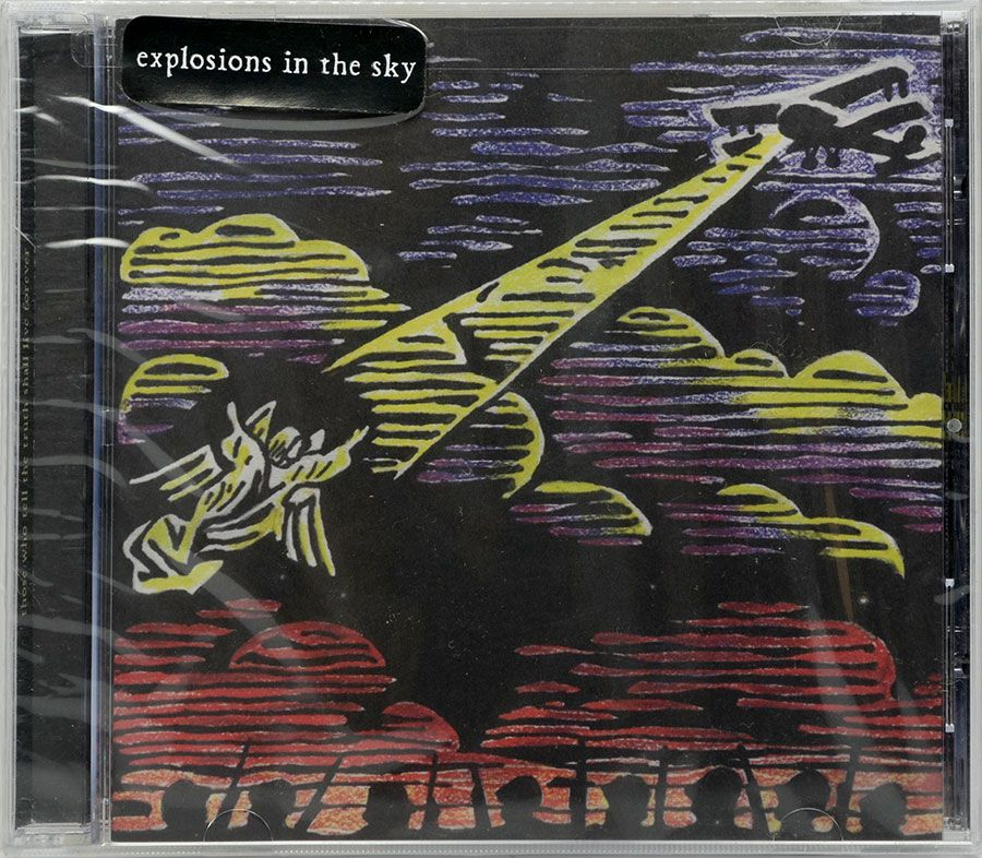CD Explosions In The Sky - Those Who Tell The Truth Shall Die - Lacrado - Importado